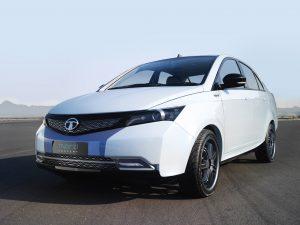 2012 Tata Indigo Manza Hybride Concept