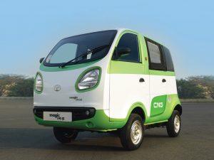 2012 Tata Magic Iris CNG