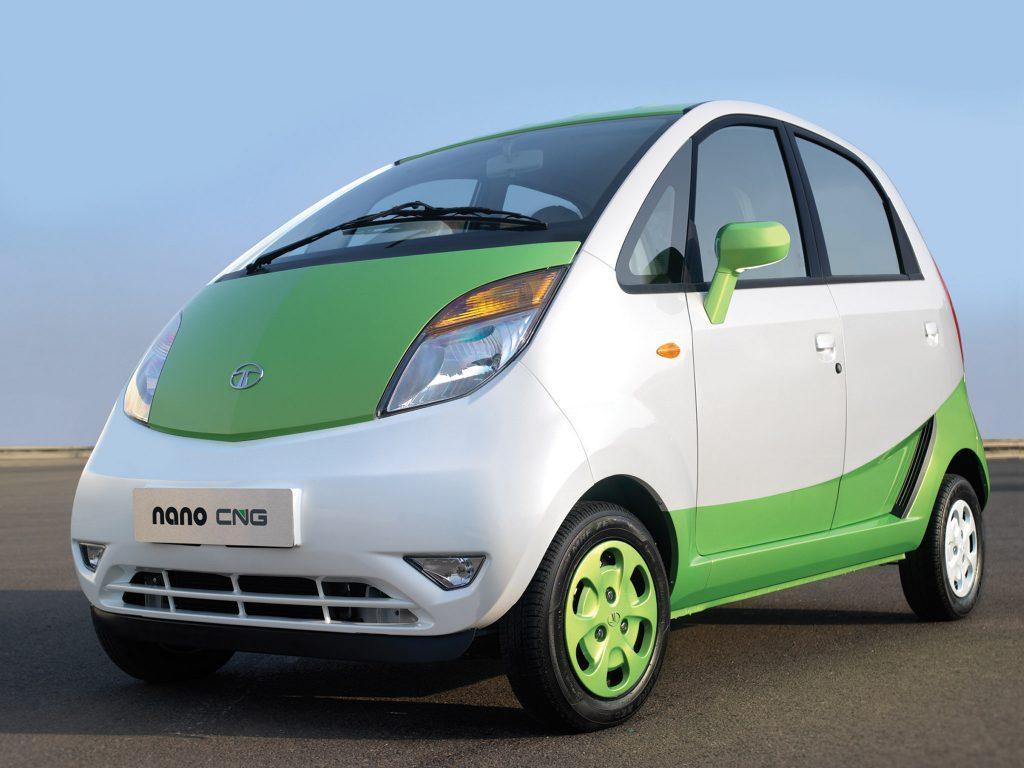 2012 Tata Nano CNG Concept