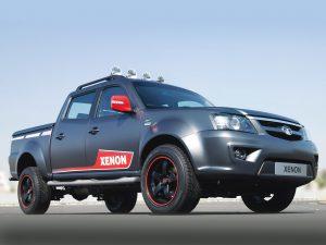 2012 Tata Xenon Concept