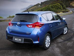 2012 Toyota Corolla Ascent Sport