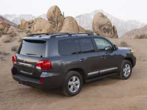 2012 Toyota Land Cruiser USA