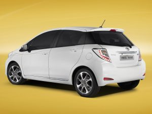 2012 Toyota Yaris Trend 5 Door