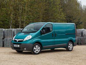 2012 Vauxhall Vivaro Van ecoFLEX