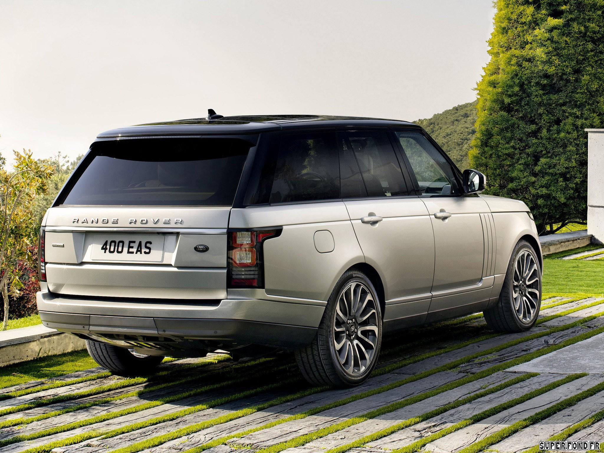 2013 Land Rover Range Rover Autobiography