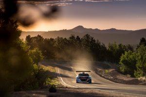 Peugeot 208 T16 Pikes-Peak 2013