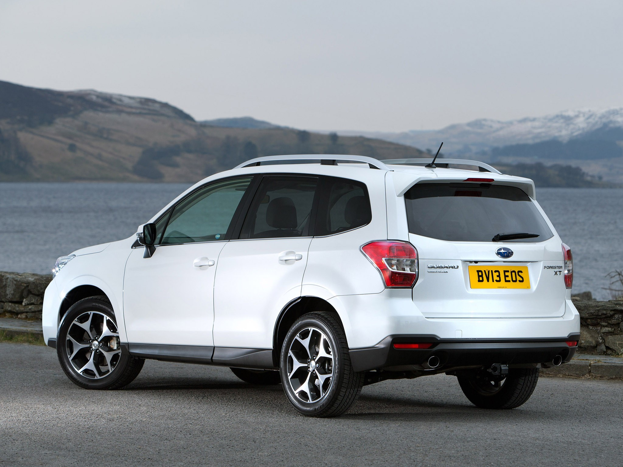 2013 Subaru Forester XT UK