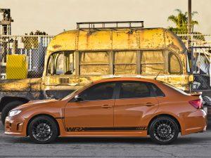 Subaru Impreza WXR 2013