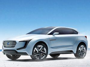 2013 Subaru Viziv Concept