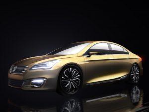 2013 Suzuki Authentics Concept