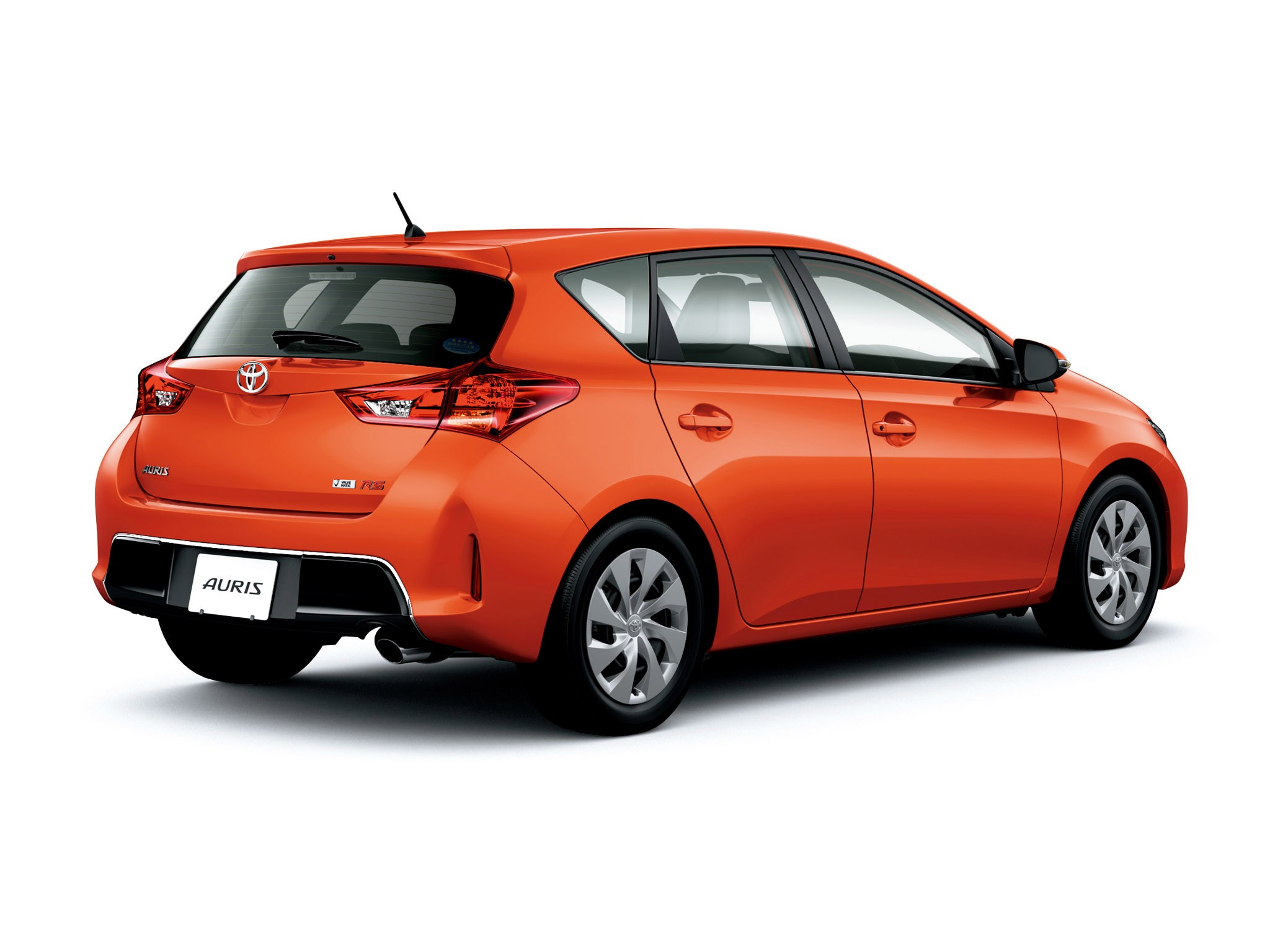 2013 Toyota Auris RS Japan