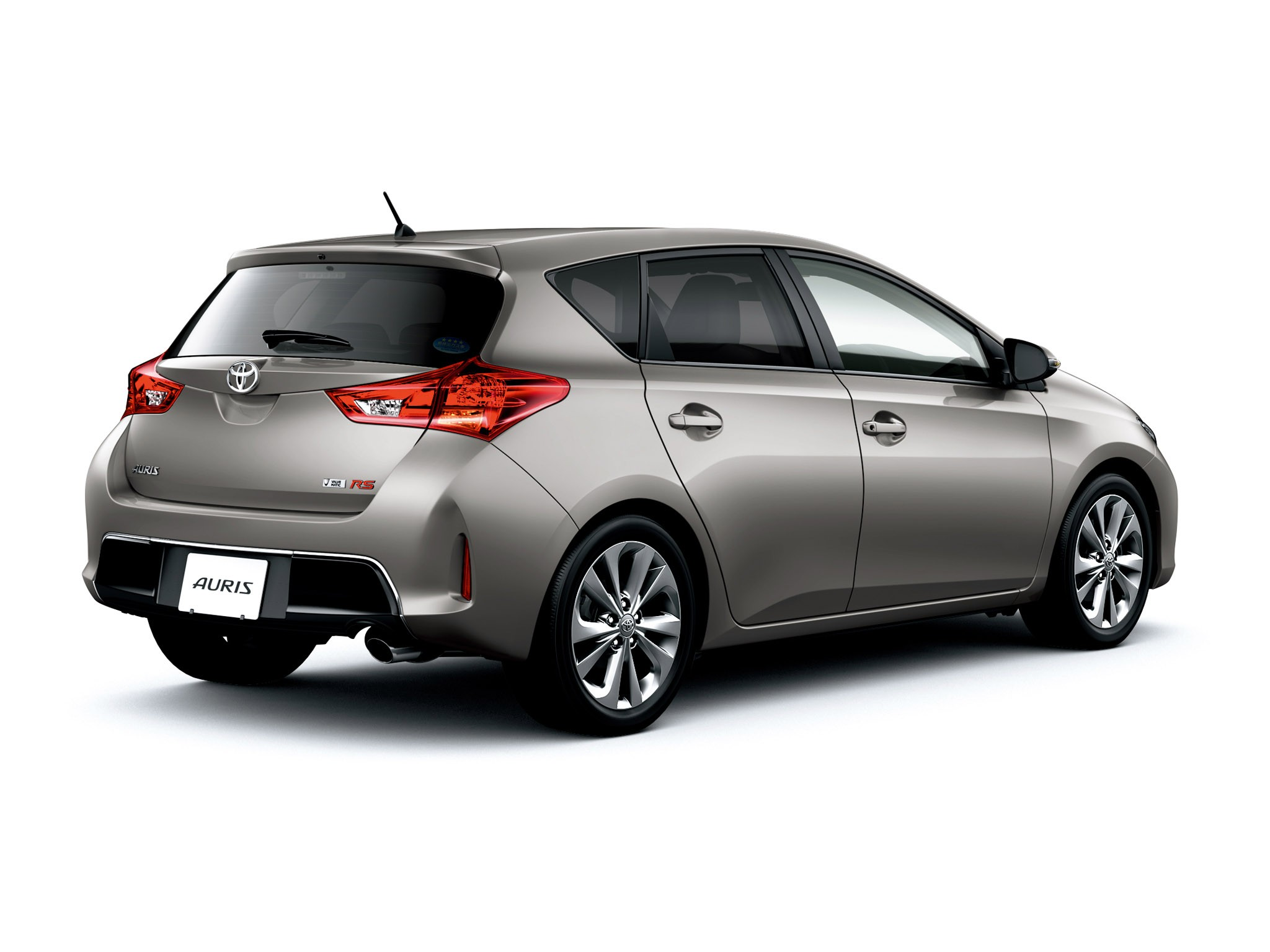 2013 Toyota Auris RS S Package Japan