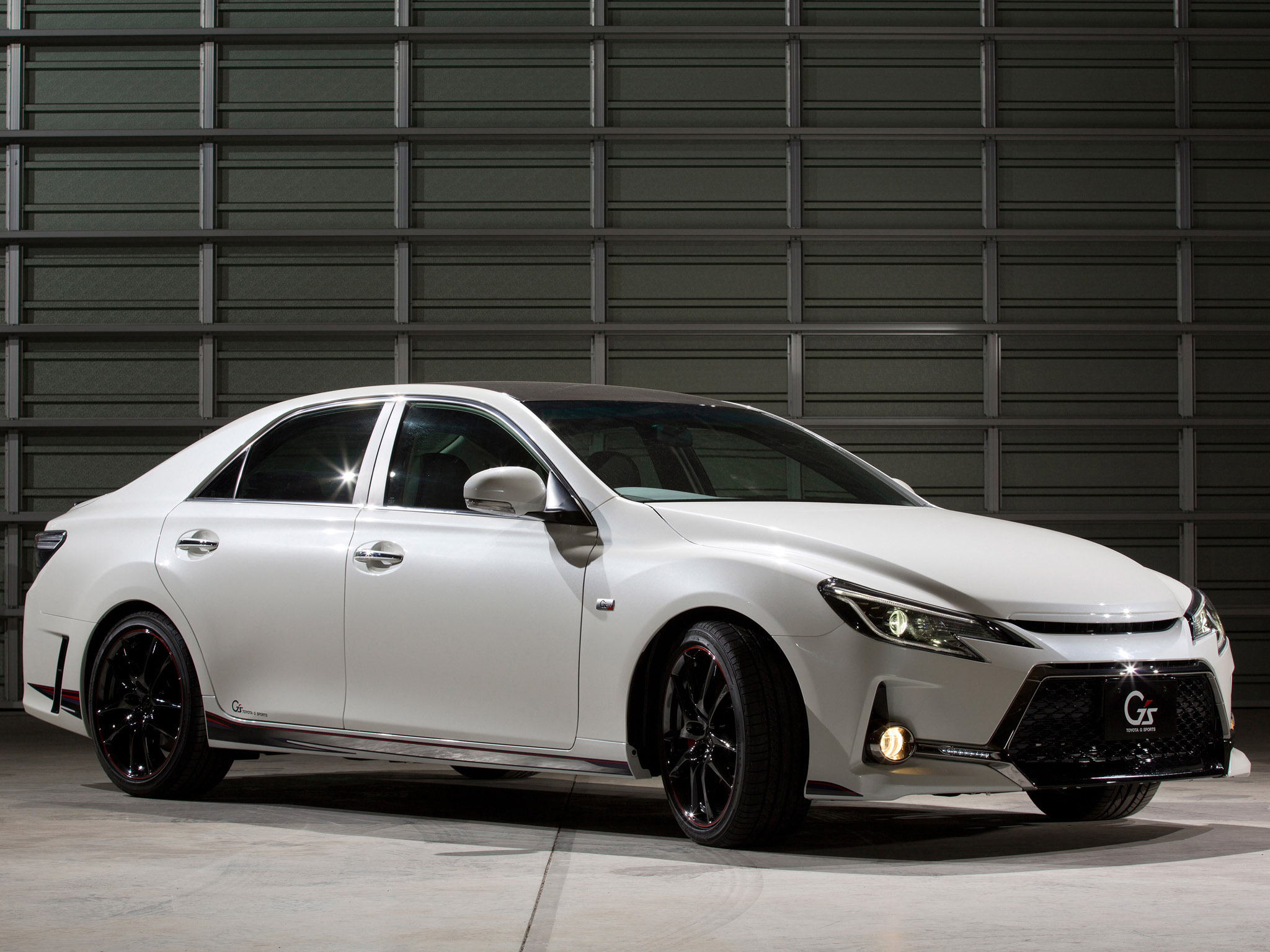 2013 Toyota Mark X G-Sports Concept