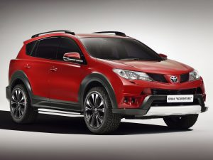 Toyota Rav4 Adventure 2013