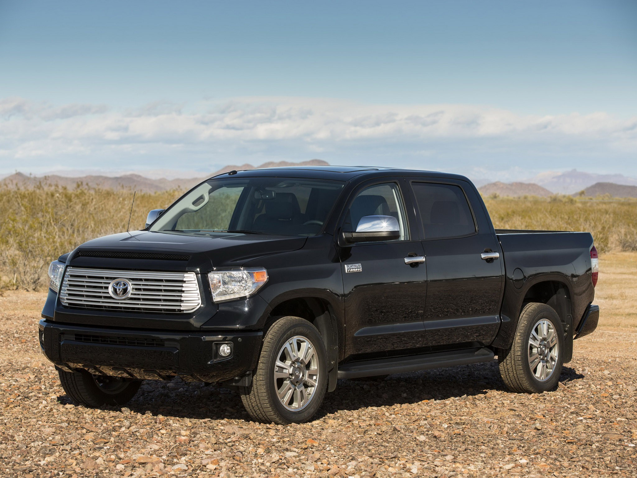 2013 Toyota Tundra Crewmax Platinum Package
