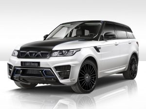 2014 Land Rover Range Rover Sport Larte Design Winner