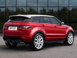 2014 Land Rover Range Rover Evoque SW1