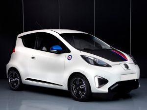 2014 MG Dynamo Concept EV