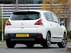 2014 Peugeot 3008 Hybrid4 UK