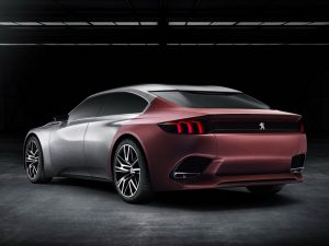 2014 Peugeot Exalt Concept