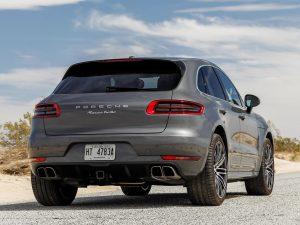 2014 Porsche Macan Turbo USA