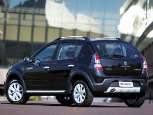 2014 Renault Sandero Stepway Sweed