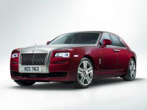 2014 Rolls Royce Ghost Series II