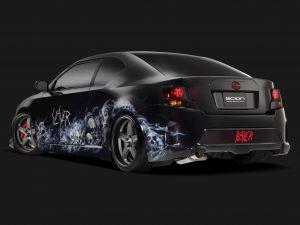 2014 Scion X Slayer Mobile Amp TC