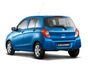 2014 Suzuki Celerio