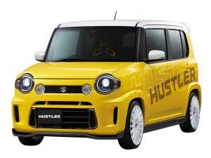 2014 Suzuki Hustler Customize Concept