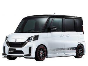 2014 Suzuki Spacia Custom S Concept