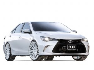 2014 Toyota Camry Dub Edition Concept