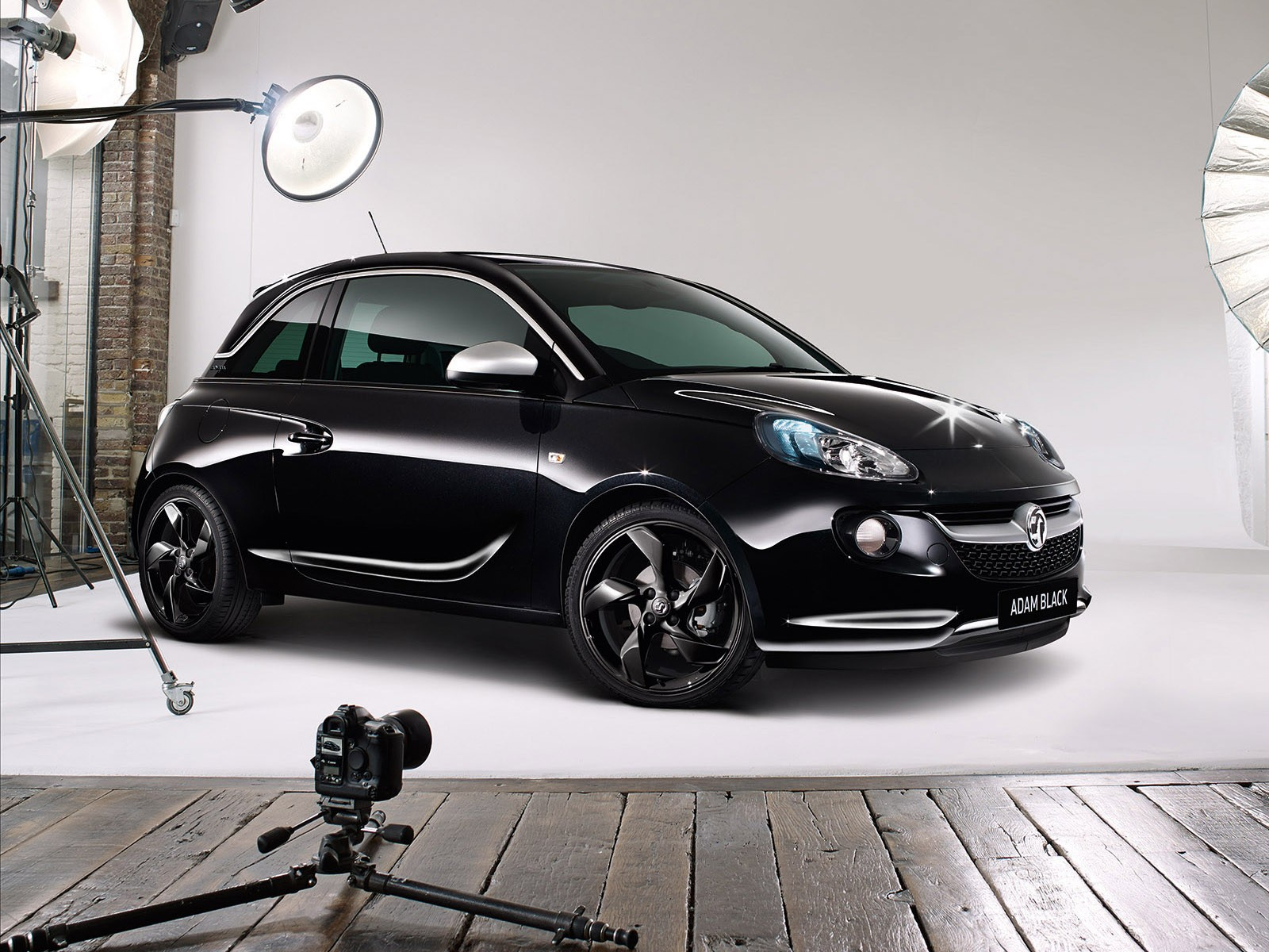 2014 Vauxhall Adam Black Edition
