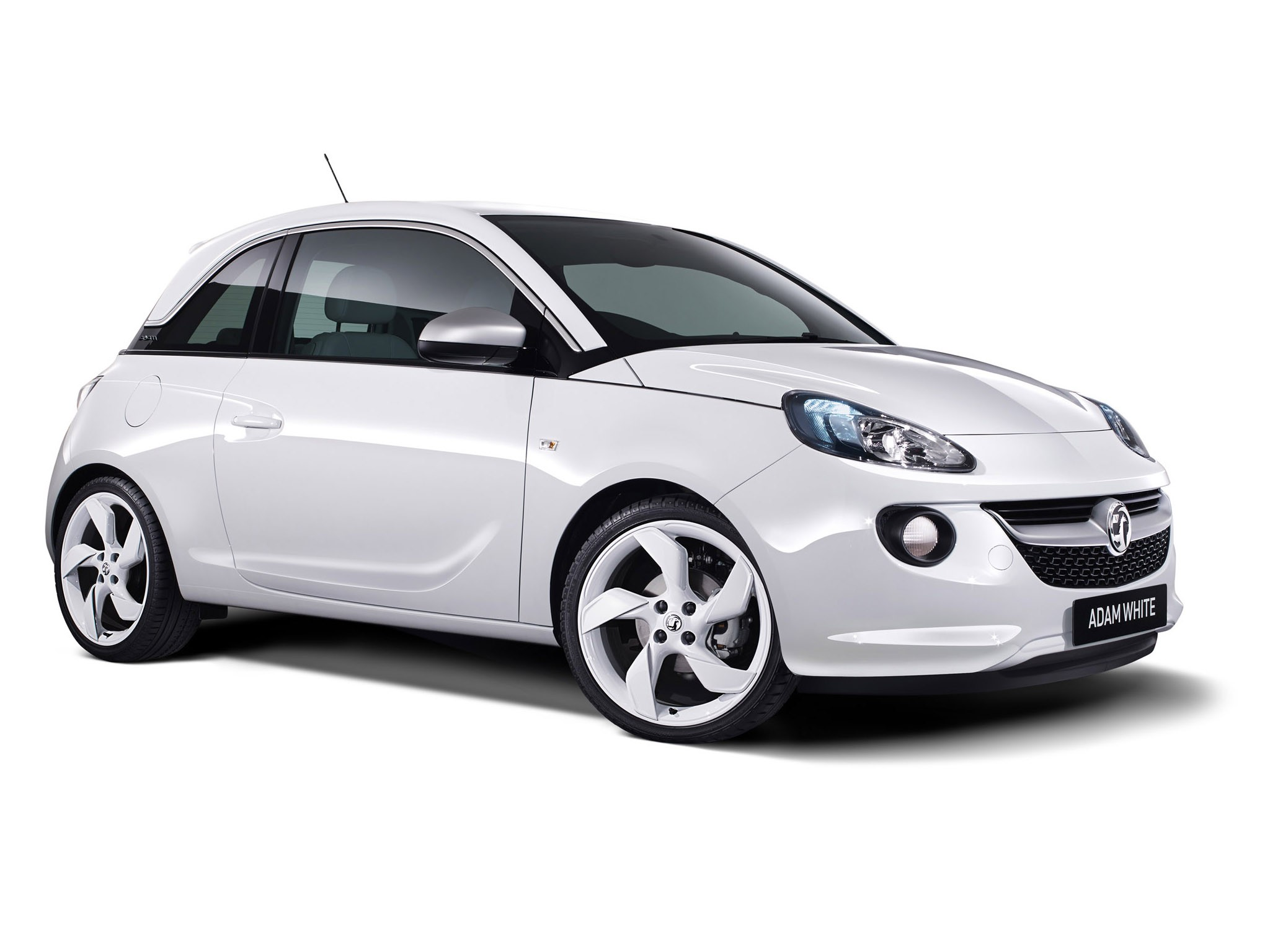 2014 Vauxhall Adam White Edition