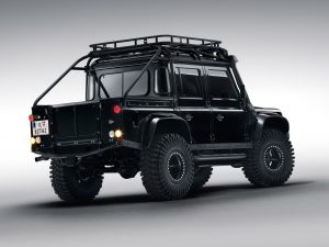 2015 Land Rover Defender 110 007 Spectre