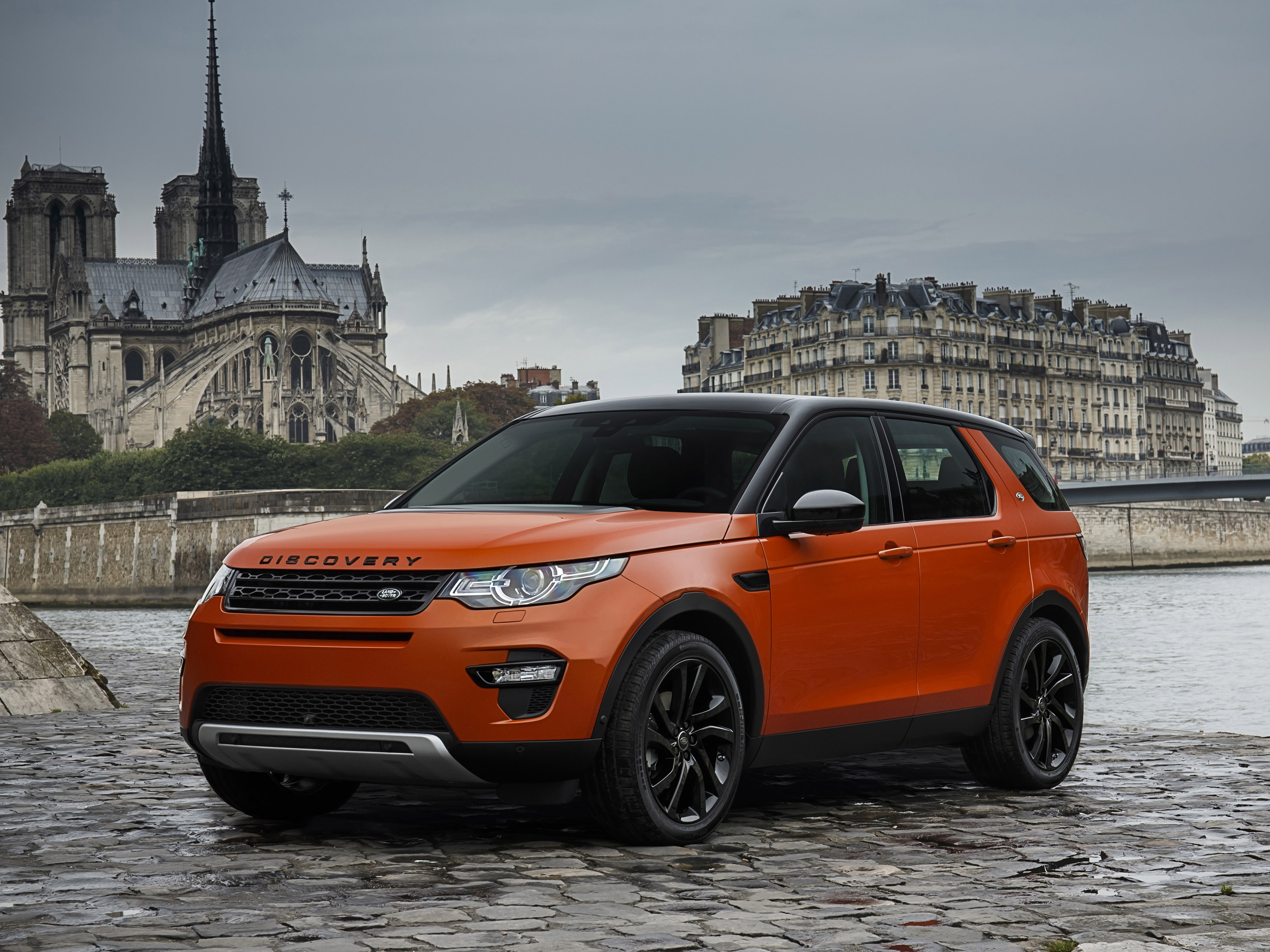 2015 Land Rover Discovery Sport HSE Luxury l550