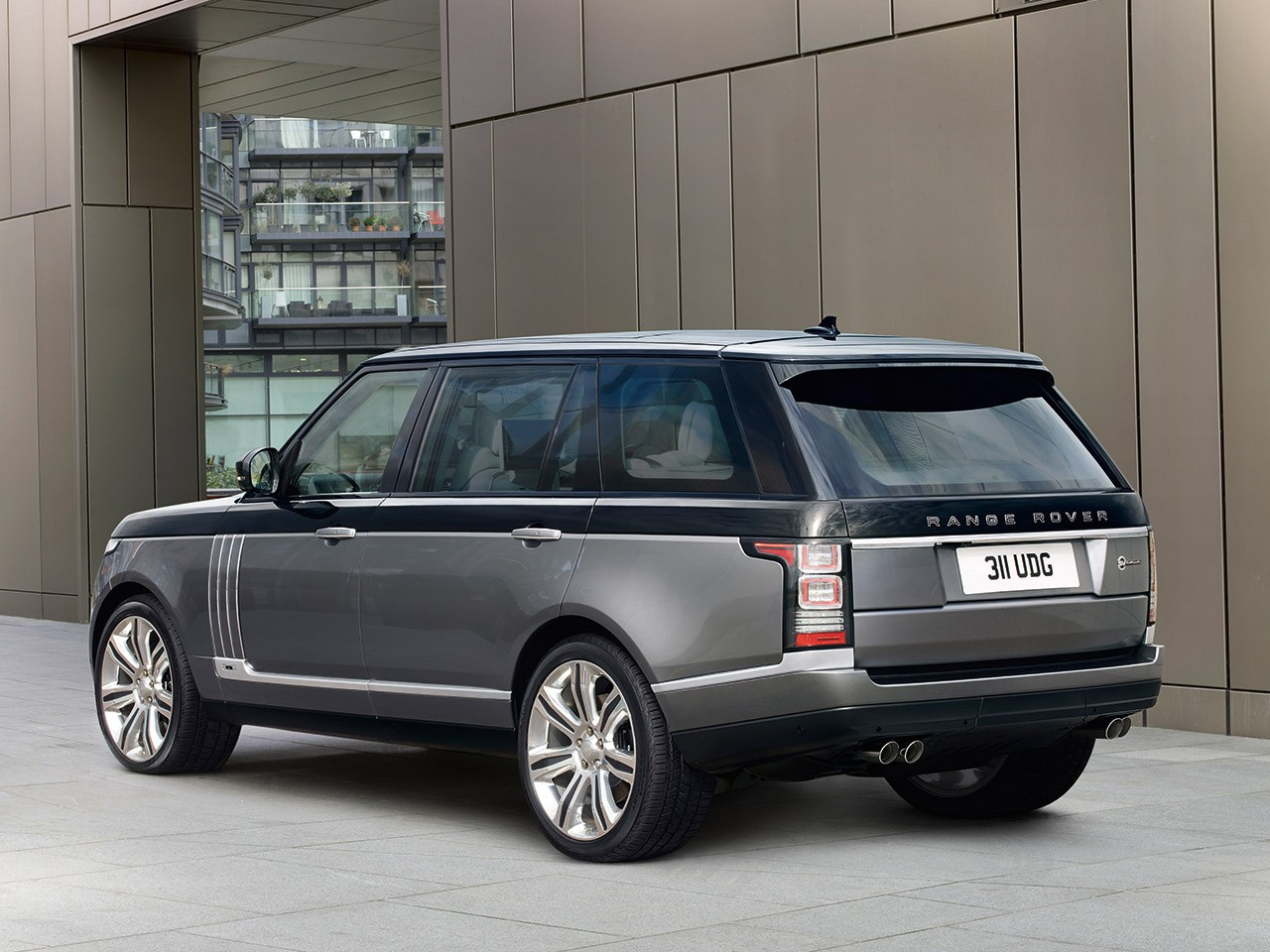 2015 Land Rover Range Rover SVAutobiography
