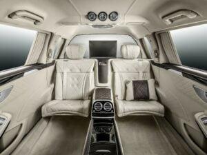 2015 Maybach Mercedes S Klasse Pullman