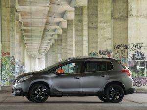2015 Peugeot 2008 Black Matt