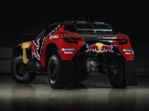 2015 Peugeot 2008 Dakar 16