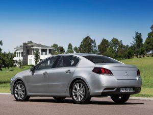 2015 Peugeot 508 Australia