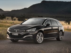 2015 Peugeot 508 GT Touring