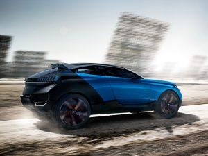 2015 Peugeot Quartz Concept