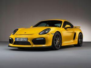 2015 Porsche Cayman GT4 981C