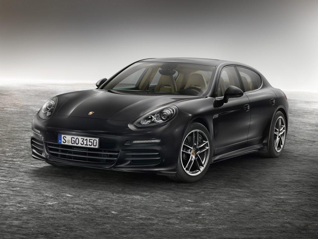 2015 Porsche Panamera Edition
