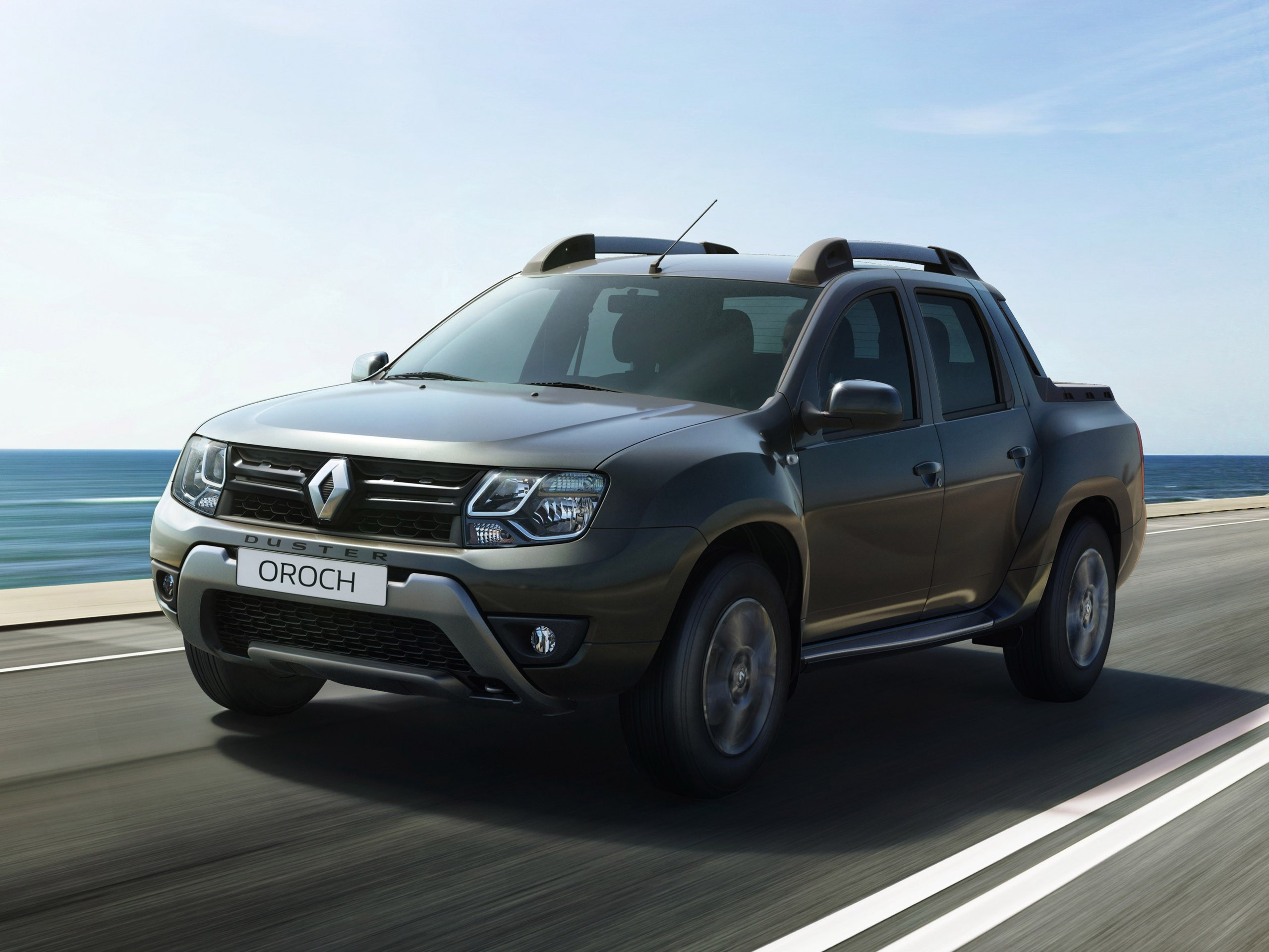 2015 Renault Duster Oroch Pick-up