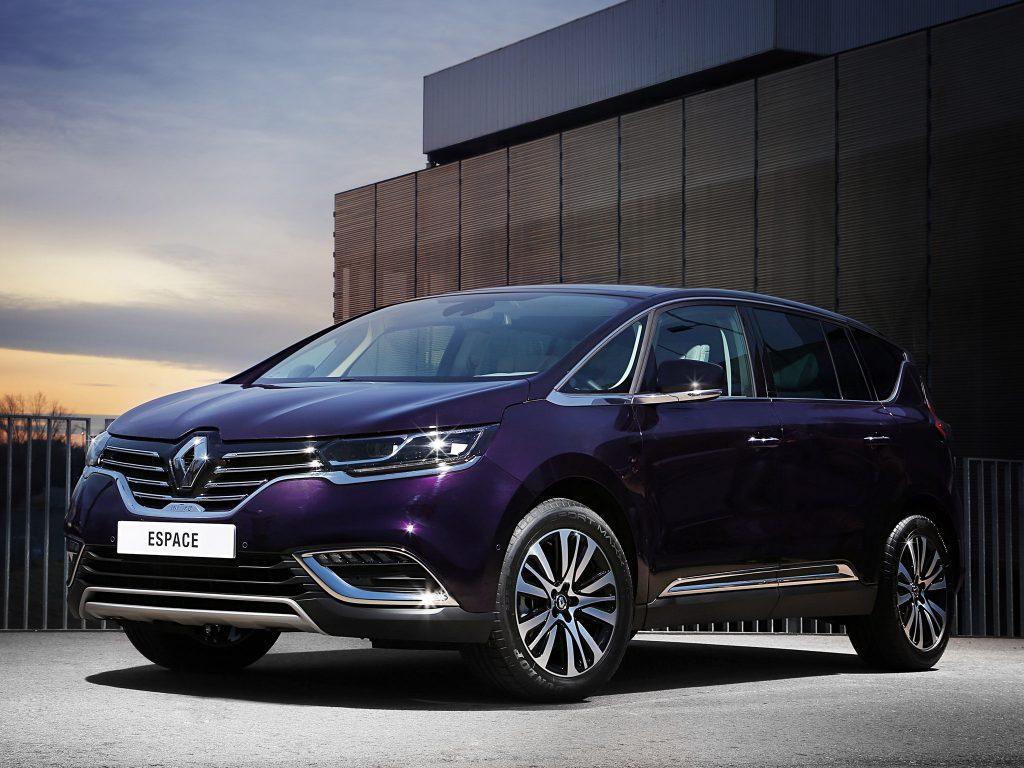 2015 Renault Espace 5 Initiale
