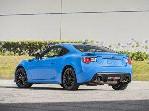 2015 Subaru BRZ Series Hyperblue