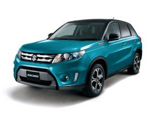 2015 Suzuki scudo