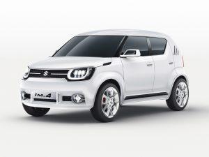 2015 Suzuki IM4 Concept
